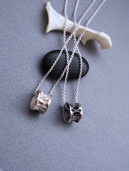 afterlife necklace ~ dark