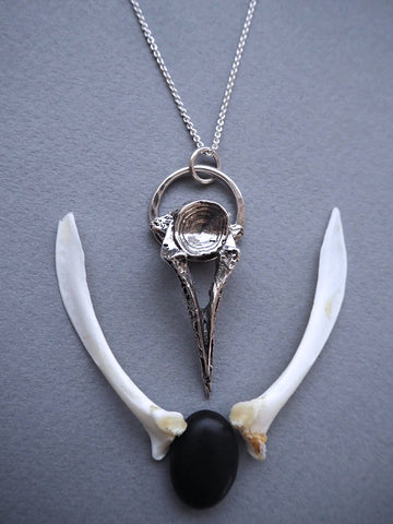The Gatekeeper necklace ~ dark