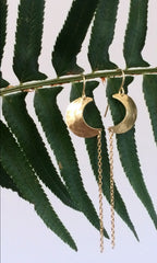 Mini Moon earrings 3