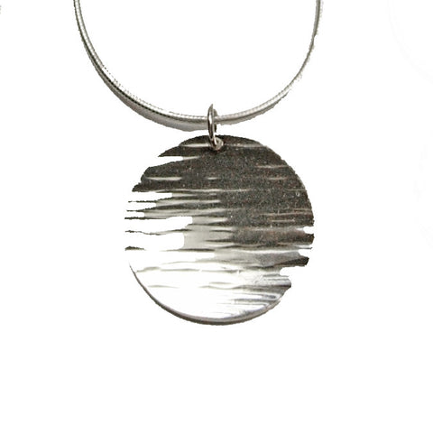 Hoop Necklace (medium)