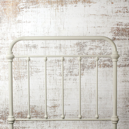White Wash Headboard