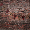 Rustic Brick Christmas