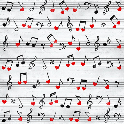 Musical Love Notes