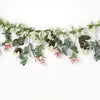Patricia Floral Garland - Mis-Print - Poly (Printer Sample - Perfect Condition)