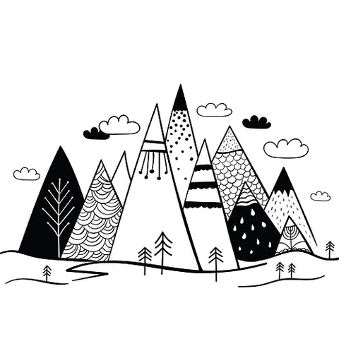 Teepee Mountain