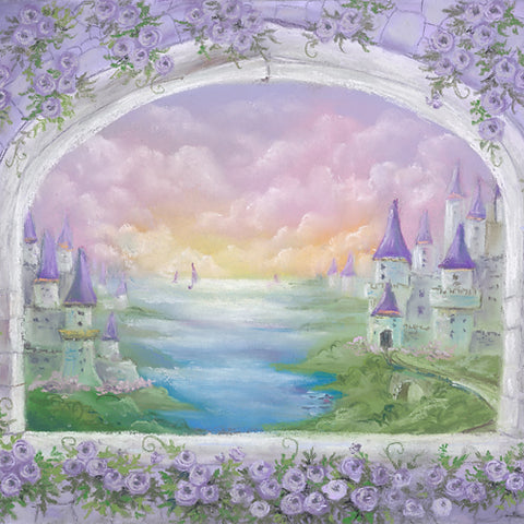 Lavender Princess Dreams