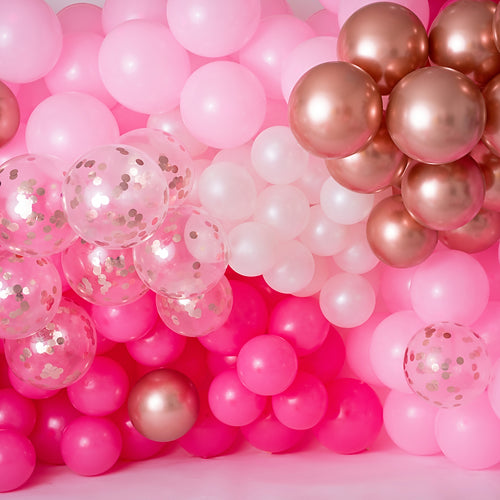 Color Me Pink Balloons