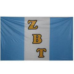 Zeta Beta Tau Fraternity Custom Greek flag banners