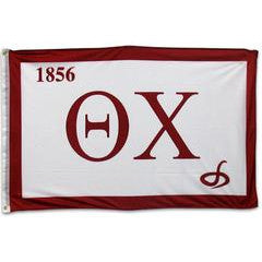 Theta Chi Fraternity Custom Greek flag banners