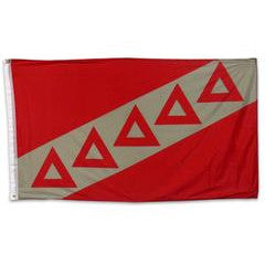 Tau Kappa Epsilon Fraternity Custom Greek flag banners