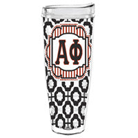 Alpha Phi aphi greek sorority gift accessories tumbler cup thermos