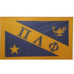 Pi Lambda Phi PiLam Fraternity Custom Greek flag banners
