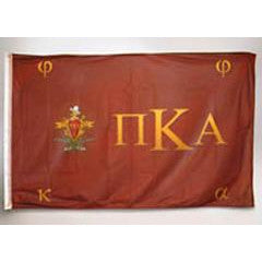 Pi Kappa Phi PIKE Fraternity Custom Greek flag banners