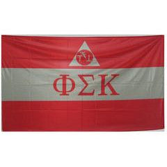Phi Sigma Kappa Fraternity Custom Greek flag banners