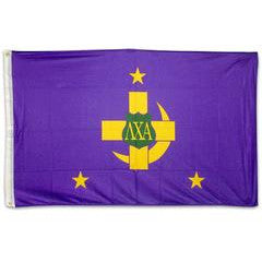 Lambda Chi Alpha Fraternity Custom Greek flags and banners