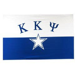 Kappa Kappa Psi Fraternity Custom Greek flags and banners