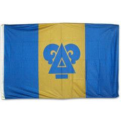 Delta Upsilon Fraternity Custom Greek flags and banners