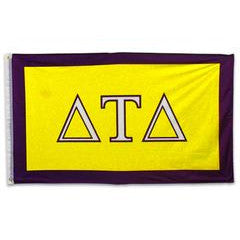 Delta Tau Delta Fraternity Custom Greek flags and banners