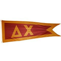 Delta Chi Business Fraternity Custom Greek flags and banners