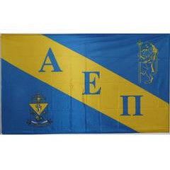 Alpha Epsilon Pi AEPI Fraternity Custom Greek flags and banners