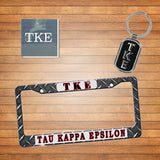 Fraternity Car package accessories and Greek merchandise