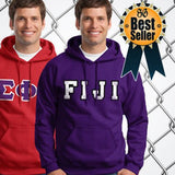 greek fraternity hoodie cheap low price letters