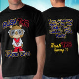 Fraternity Recruitment T-Shirt Designs