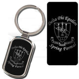 Fraternity Engraved accessories and other Greek merchandise Greek formal favors