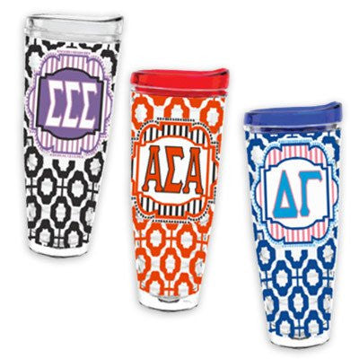 Sorority 26oz Tumblers