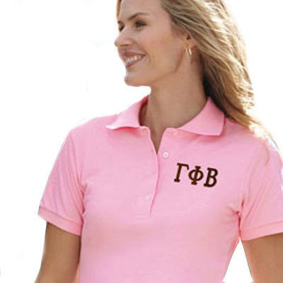greek sorority fraternity embroidered letters chest customization somethinggreek