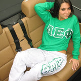 Sorority Longsleeve / Sweatpants Package