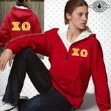 Greek Pullover Jacket - Charles River 9905