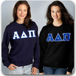 Alpha Delta Pi national Sorority ADPi clothing Custom Greek merchandise