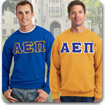 Alpha Epsilon Pi Fraternity clothing specials Custom Greek merchandise