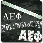 Alpha Epsilon Phi Sorority gifts and accessories custom Greek merchandise and Greek gifts