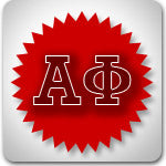 Alpha Phi Sorority clothing sales Custom Greek merchandise discounts