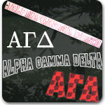 Alpha Gamma Delta Sorority Gifts and accessories Greek merchandise
