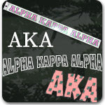 Alpha Kappa Alpha Sorority gifts and accessories