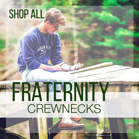 Shop All Fraternity Crew Necks