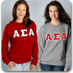 Alpha Sigma Alpha Sorority clothing specials and Custom Greek gear