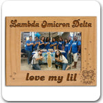 Lambda Omicron Delta Sorority gifts and accessories