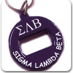 Sigma Lambda Beta Fraternity accessories and Custom Greek gifts