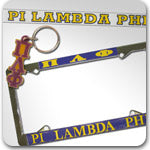 Pi Lambda Phi PiLam Fraternity accessories and Greek gifts