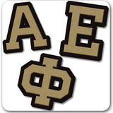 Alpha Epsilon Phi DIY custom Greek merchandise and Sorority wood letters