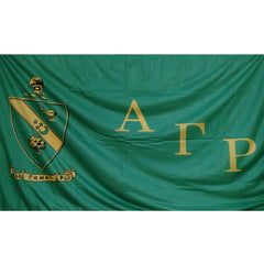 Alpha Gamma Rho Sorority merchandise Custom Greek flags and banners
