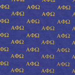 Alpha Phi Omega Royal Pattern