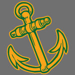 anchor greek mascot custom