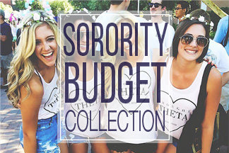 Sorority Budget Collection