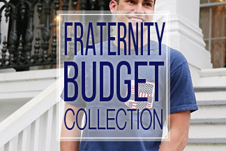 Custom Fraternity clothing sales and discounts