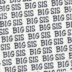Big Sis - Colored Pattern